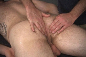 massage gay Laval
